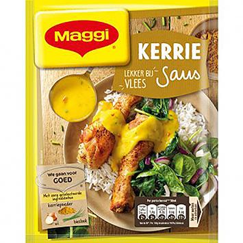 Maggi Maggi Curry Sauce 39g 39g