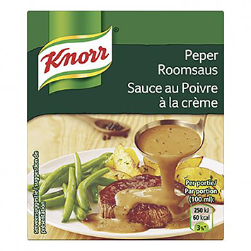 Knorr Pepper Cream Sauce 300ml