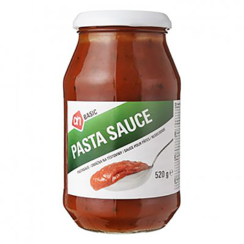 AH BASIC Pasta sauce 520g