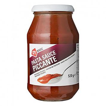 AH BASIC Pasta Sauce Piccante 520g