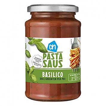 AH Pastasaus basilico 400g