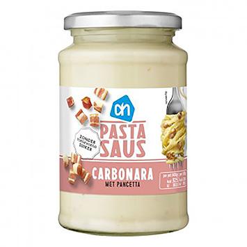 AH Sauce Pâtes Carbonara 400g