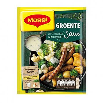 Maggi Maggi Vegetabilsk sauce 34g 34g