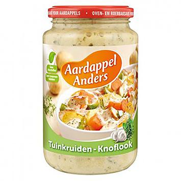 Aardappel Anders Kartoffel forskellige Have urter hvidløg 390ml 390ml