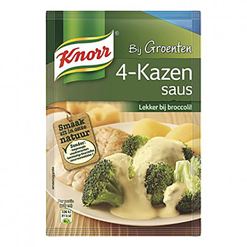 Knorr sauce aux 4 fromages 38g