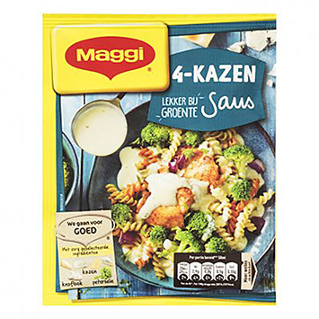 Sauce Maggi 4 Fromages 39g