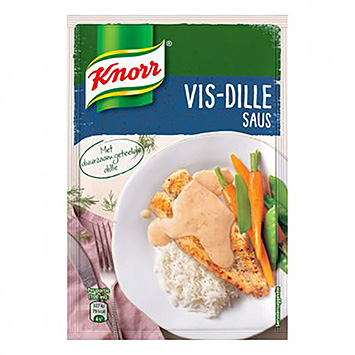 Knorr Fish dill sauce 42g