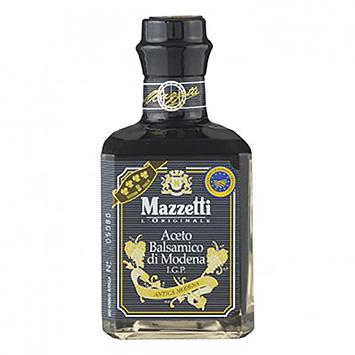 Mazzetti Aceto balsamic di Modena 4 leafs 250ml