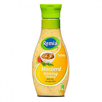 Remia Salata mustard honey dressing 250ml