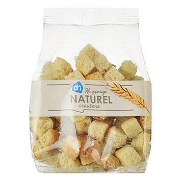 AH Knapperige naturel croutons 40g