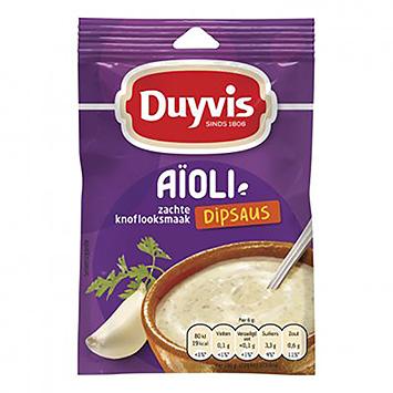 Duyvis Dip sauce aioli 6g