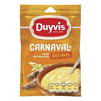 Duyvis Dip Sauce Karneval 6g