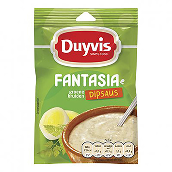Duyvis Dipping sauce fantasia 6g