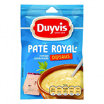 Duyvis Dip sauce paté royal 6g