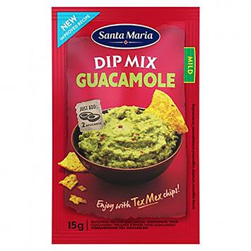Santa Maria Dip mix guacamole 15g