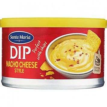 Santa Maria Dip nacho ostestil 250g
