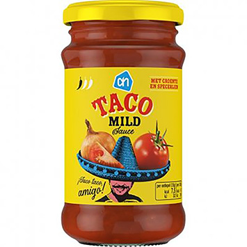 AH Taco sauce mild 230g