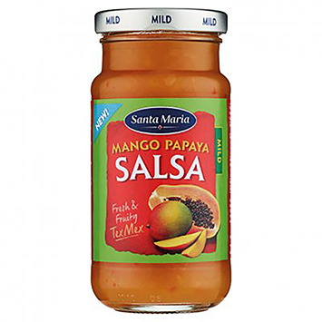 Santa Maria Mango Papaya Salsa 230ml