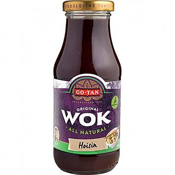 Go-Tan Wok Hoisin 240ml