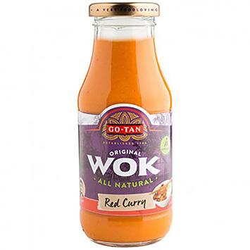 Go-Tan Wok red curry 240ml