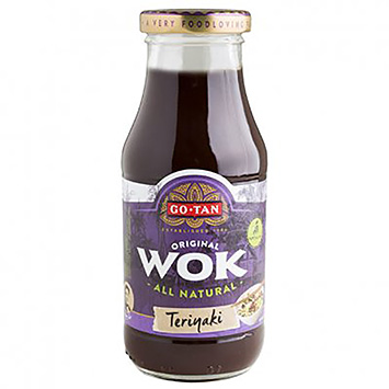 Go-Tan Wok teriyaki 240ml