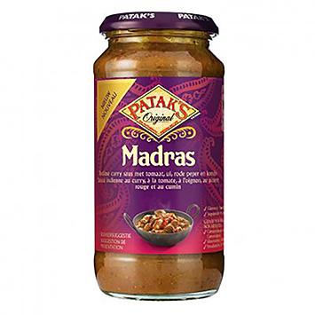 Patak's Madras 450g