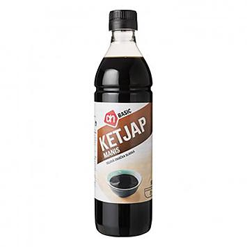 Sauce de soja AH BASIC 500 ml