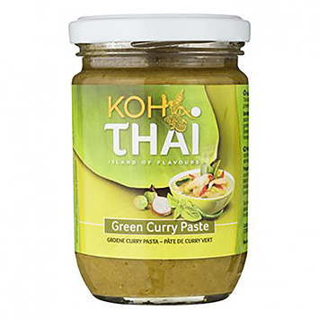 Koh Thai Green Currypaste 225g