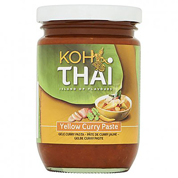 Koh Thai Pâte De Curry Jaune 225g