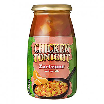 Chicken tonight Sweet and sour 525g