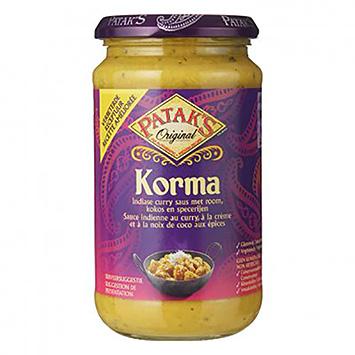 Patak's Korma sauce 450g