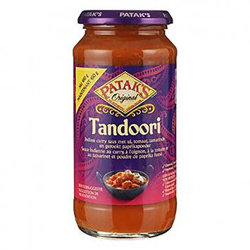 Patak's Tandoori saus 450g