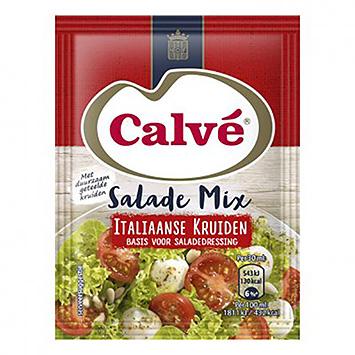 Calvé Salademix Italiaanse kruiden 24g
