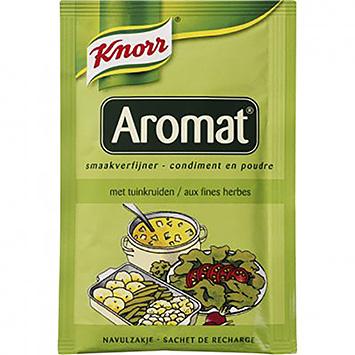 Knorr Aromat flavor refiner with garden herbs 38g