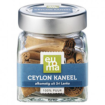 Euroma Ceylon cinnamon 25g
