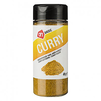 AH BASIC Curry 50g