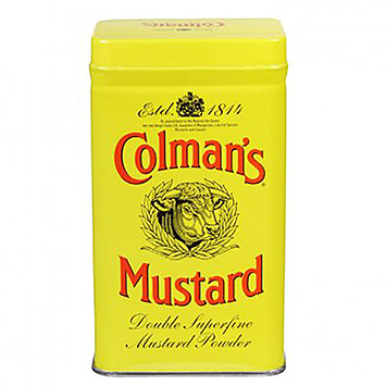 Colman's Mustard double superfine mustard powder 113g