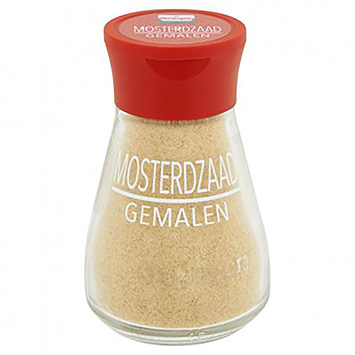 Verstegen Mustard seeds ground 27g