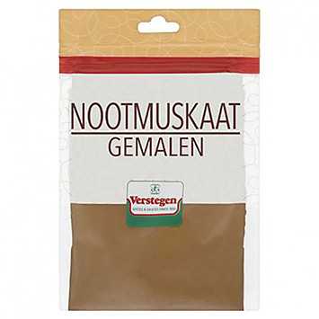 Verstegen Nutmeg ground sachet 40g