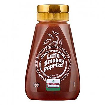 Verstegen Liquid spice blend latin smokey paprika 170ml