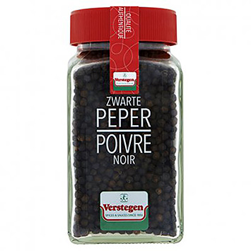 Verstegen Black pepper 160g
