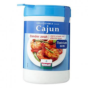 Verstegen Gewürzmischung Cajun ohne Salz 40g