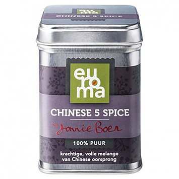 Euroma Chinese 5 spice 75g