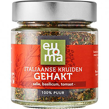 Euroma italienske urter hakket kød 42g