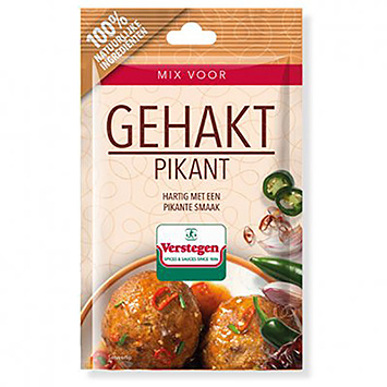 Verstegen Mix for spicy minced meat 40g