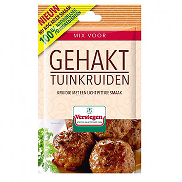 Verstegen Mix for chopped garden herbs 40g