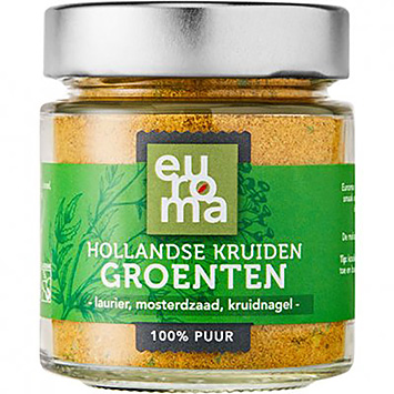 Euroma Dutch herbs vegetables 62g