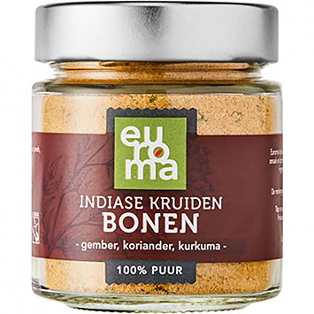 Epices indiennes Euroma 63g