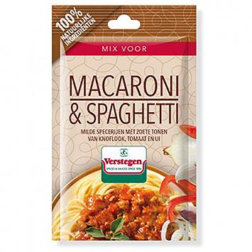 Verstegen Mix für Makkaroni und Spaghetti 35g