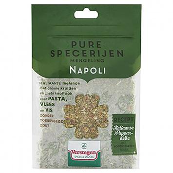 Verstegen Pure krydderiblanding Napoli 20g